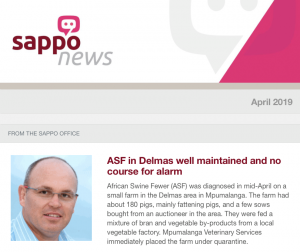 SAPPO News - April 2019
